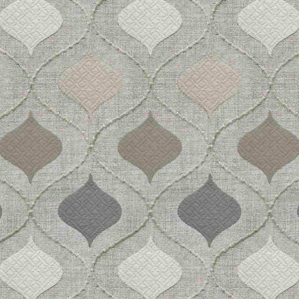 Brocade Ash Pattern