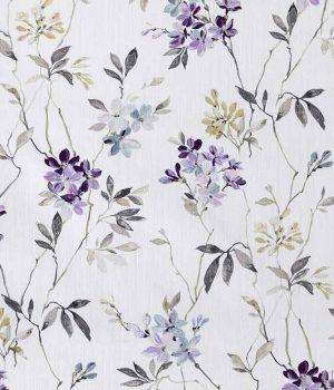 Blossom Lilac Curtain