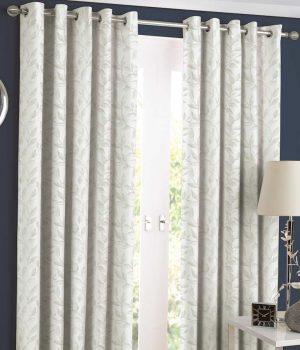 LEAVES PORCELAIN Curtain