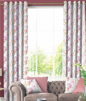 MEADOW LAVENDAR Curtains