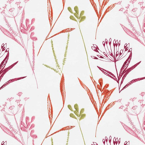 MEADOW LAVENDAR Curtains