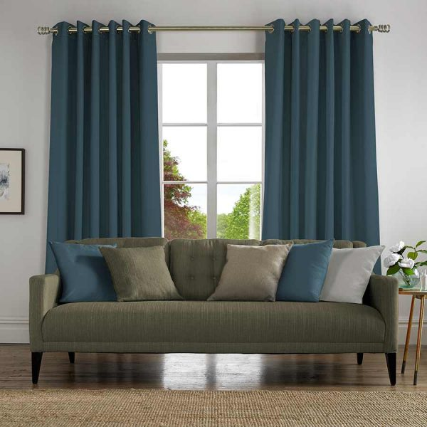 Plains Ocean Curtain