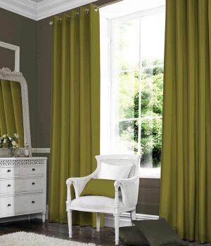 SILKY SHAMROC Curtain