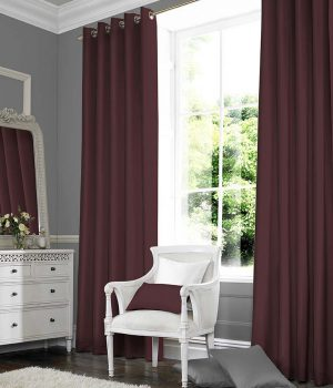 SILKY WINE Curtain