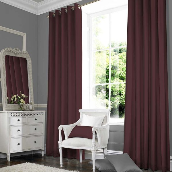 SILKY WINE Curtain