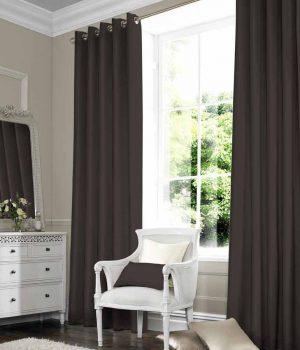 SILKY Walnut Curtain