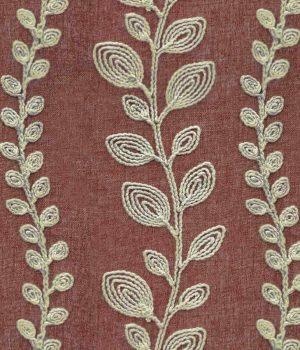 Tendril Blush Curtain