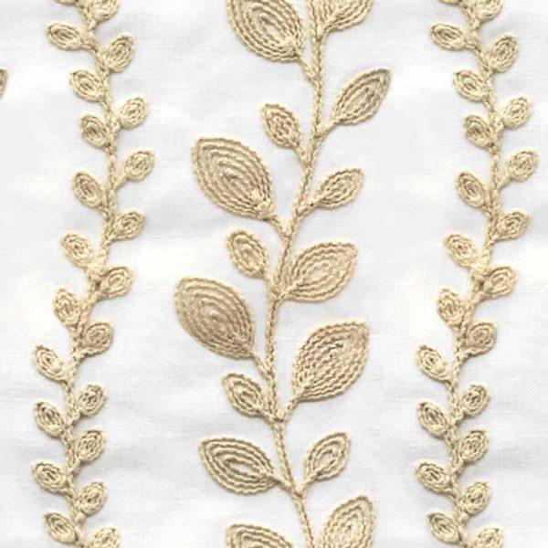 Tendril Cotton Curtain