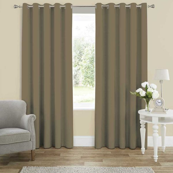 Plains Fawn Curtain
