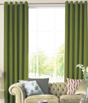 Plains Moss Curtain