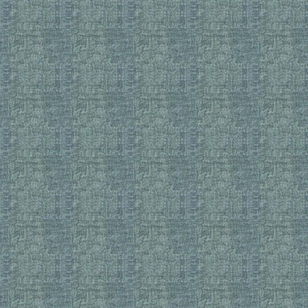 Tweed Blue Curtain