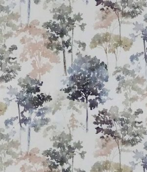 Watercolour Dune Curtain