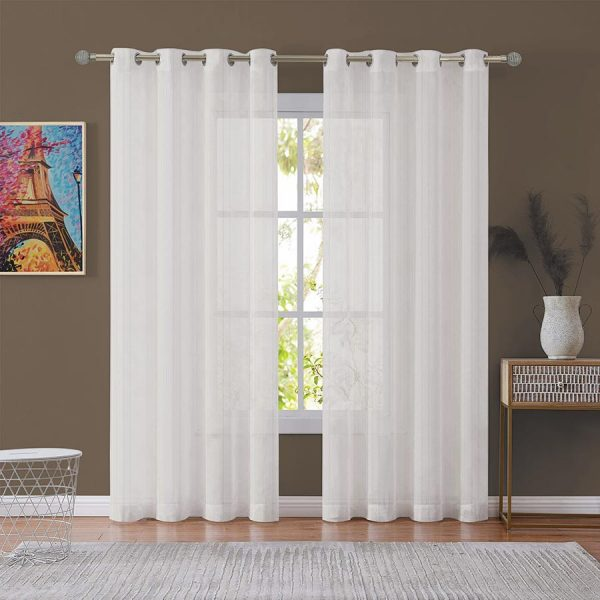 Cameo-Biscuit-Sheer-Curtains