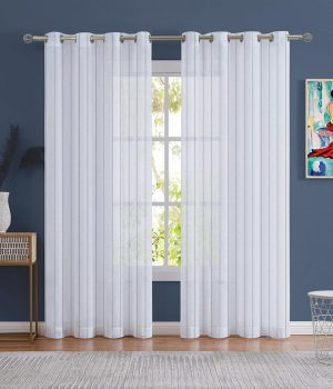 Lines Mousy Curtain