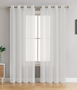 Rustic-Bisque-Sheer-curtains